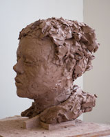 clay head
