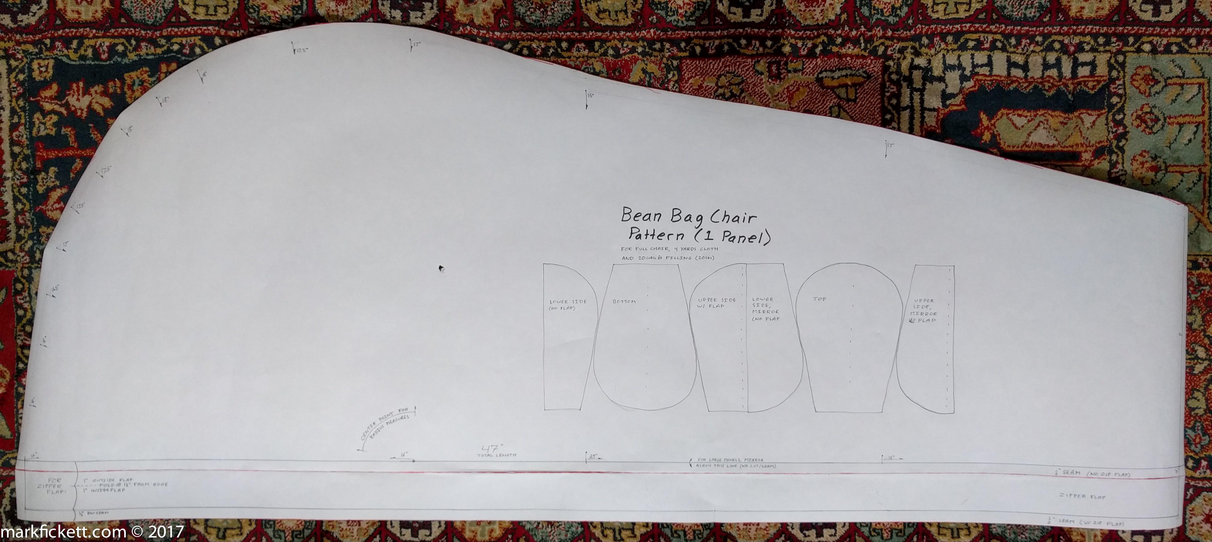 Stupendous Mark Fickett Art Stuff Bean Bag Chair Creativecarmelina Interior Chair Design Creativecarmelinacom