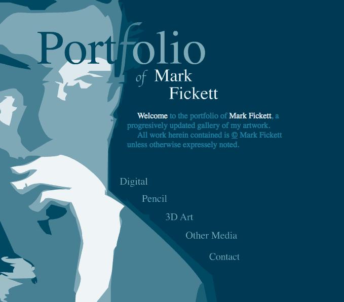 Mark Fickett | Art Stuff | Art 270