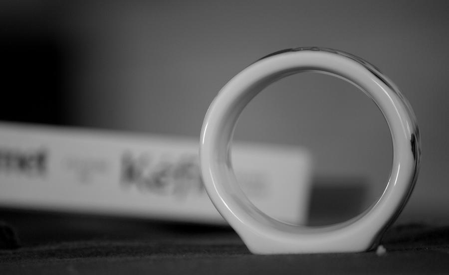 napkin ring and Kefir box