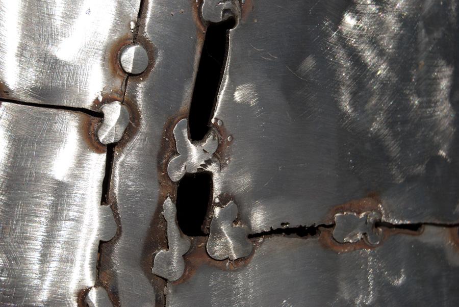 metal joint detail