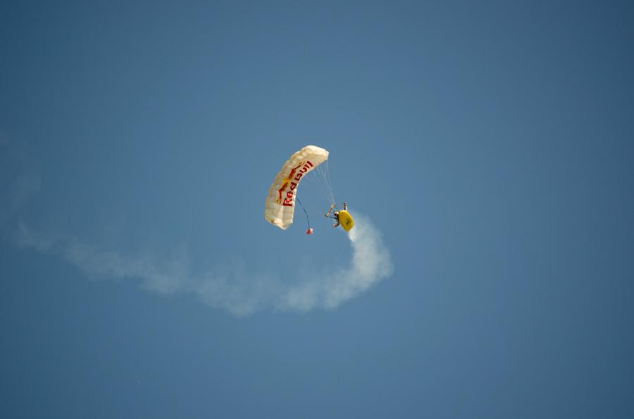 kayak parasail loop