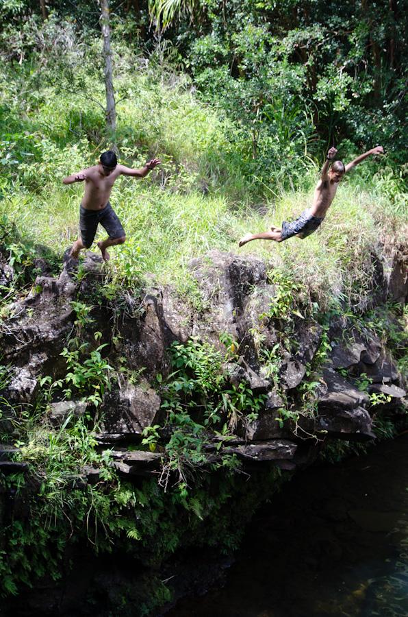 pair jumping