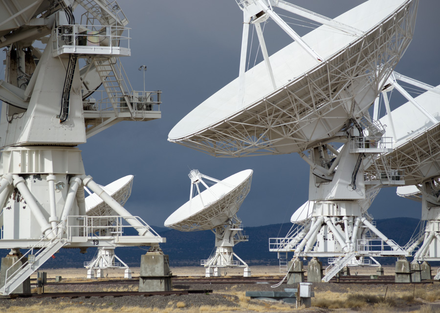 radio telescopes group